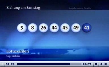 Lottozahlen 11.12 19