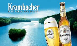Krombacher Werbung See