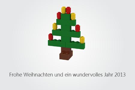 frohes neues lego weihnachtsbaum klog konrads weblog. Black Bedroom Furniture Sets. Home Design Ideas